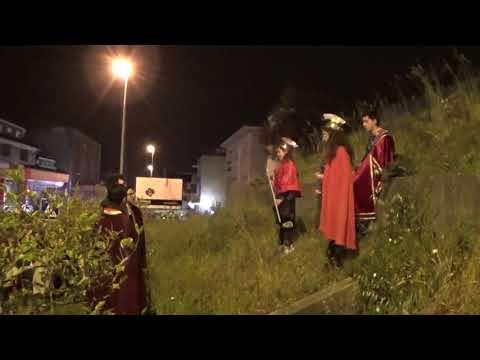 Procissão dos Santos Passos/Via Sacra-Penafiel 2019 (5ªestação)