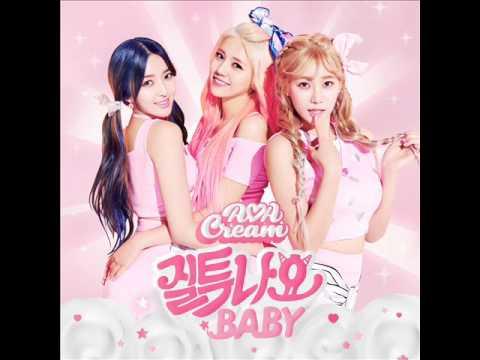 AOA CREAM - I'm Jelly BABY (질투 나요 BABY) [MP3 Audio]