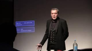 «Искусство оскорблять» Лекция Александра Невзорова в Лондоне 27.06.2016 Часть 1