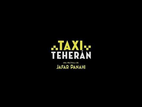 """Tráiler de """"Taxi Teheran"""" en español"""