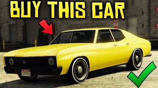 GTA Online NEW Declasse Tulip - The 1 Reason Why You SHOULD BUY This Vehicle