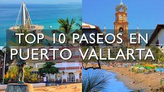 ¿Conoces las 10 Mejores Cosas Que Hacer en Puerto Vallarta, México? Ideas y actividades gratuitas