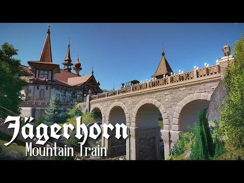 Planet Coaster - Jägerhorn (Part 6) - Building Bridges