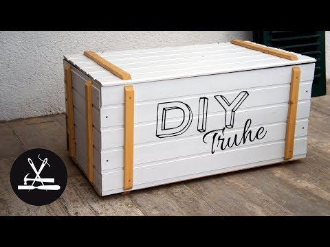 holzkiste bauen eine einfach kiste aus holz selbst he doovi. Black Bedroom Furniture Sets. Home Design Ideas