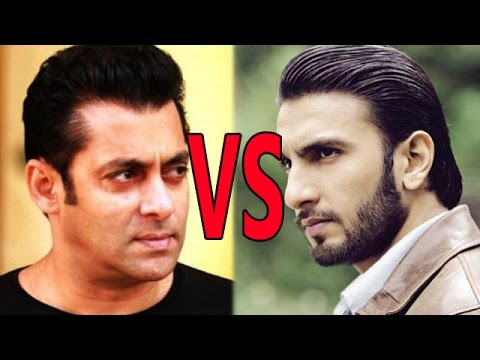 Salman Khan Vs Ranveer Singh | Bollywood Gossip