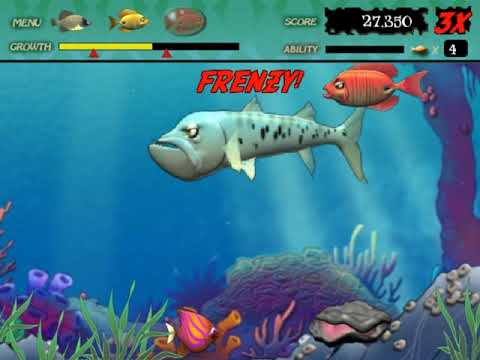Feeding Frenzy - PC Longplay
