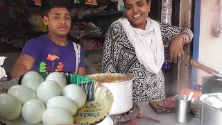 Start Your Day With Egg Boil | Healthy Breakfast for Travelers | Street Food India