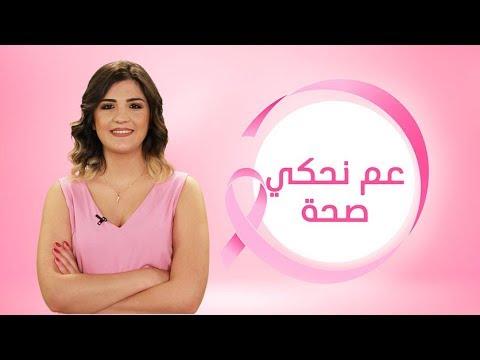 عم نحكي صحة - خطوات الفحص الذاتي لكشف الإصابة بسرطان الثدي