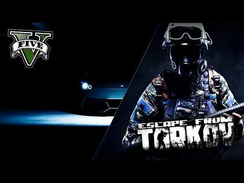 🔴 TRPAJ LOVU! - GTA:RP/Escape from Traktor | Instagram: @bare_pls