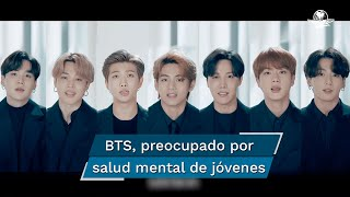 """Esta no es la primera vez que la organización colabora con el popular grupo de k-pop, en 2017 lanzaron la campaña """"Love Myself"""" y de igual manera participaron en la asamblea general de Naciones Unidas en 2018"""