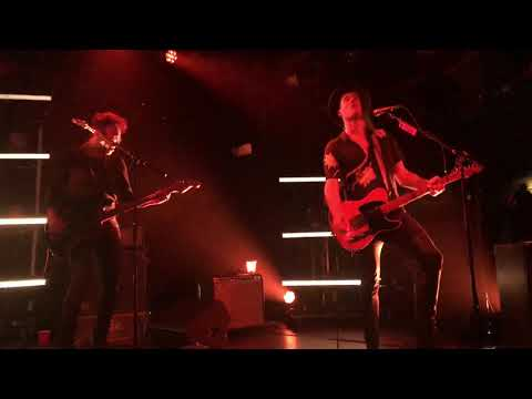 Bob Moses - Back Down (Live in Boston 10-9-18)