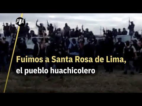 Fuimos a Santa Rosa de Lima, el principal frente de la guerra contra el huachicoleo