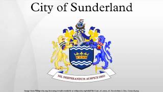 City of Sunderland