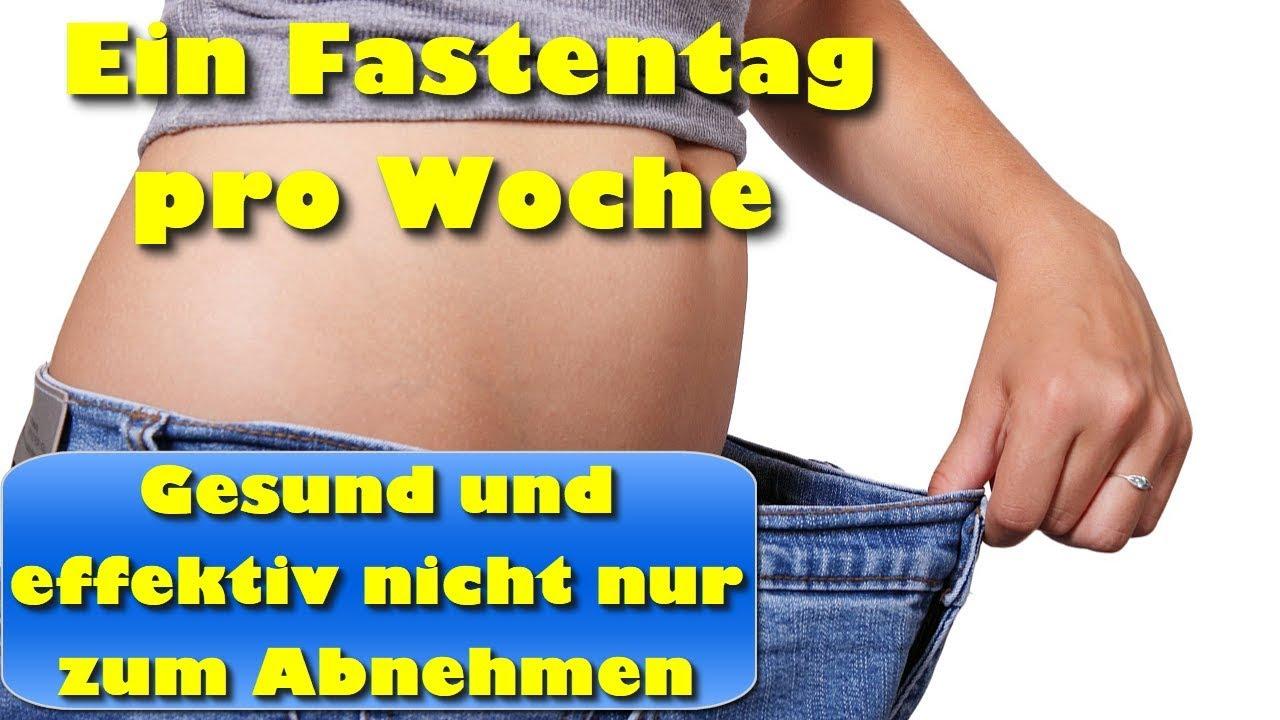 Idealer Gewichtsverlust pro Woche