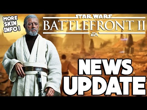 Grievous Skin with Cape, Old Ben Kenobi Appearance Possible and Boba Buff! Star Wars Battlefront 2 thumbnail