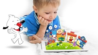 PlayKids - Early Learning Books - NEW Update! - Best App For Kids - iPhone/iPad/iPod Touch