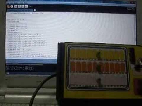PAF! Processing Arduino Firmata Il