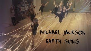 Michael Jackson - Earth Song (contemporary choreography)