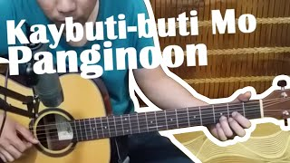 Kaybuti buti Mo Panginoon COVER + Lyrics & Chords