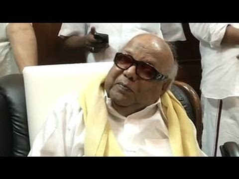 Alagiri said brother Stalin would die, reveals father M Karunanidhi