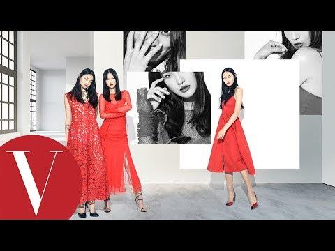 好女時代特別企劃 -台灣模特兒國際勇敢發光