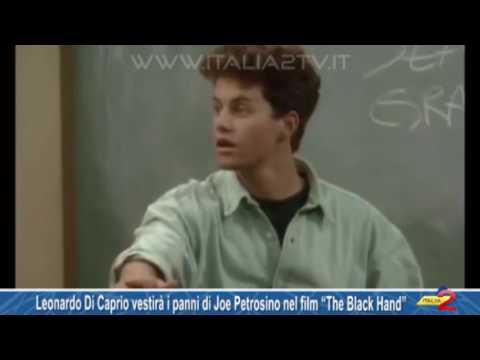 """Leonardo Di Caprio vestirà i panni di Joe Petrosino nel film """"The Black Hand"""""""