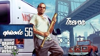 Grand Theft Auto 5 Walkthrough - Part 56 Let's Play PS3 GTAV Gameplay