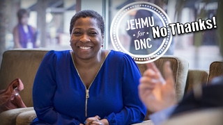 DNC Chair Candidate Refuses to Address DNC
