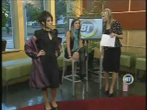 Pink Sugar Boutique on Breakfast Television - Calgary, AB - CANADA