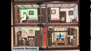 Canavs Dolls Houses and Dolls
