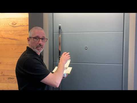 Spitfire aluminium door maintenance guide