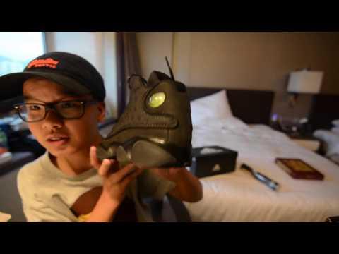 Vlog 4 HK/MACAO: Macao and Air Jordans