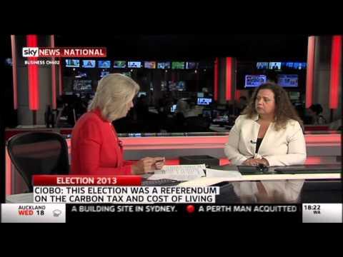 Sky News Late Agenda with Helen Dalley and Steve Ciobo MP - 9 September 2013