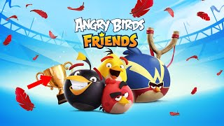 Angry birds Friends + algo