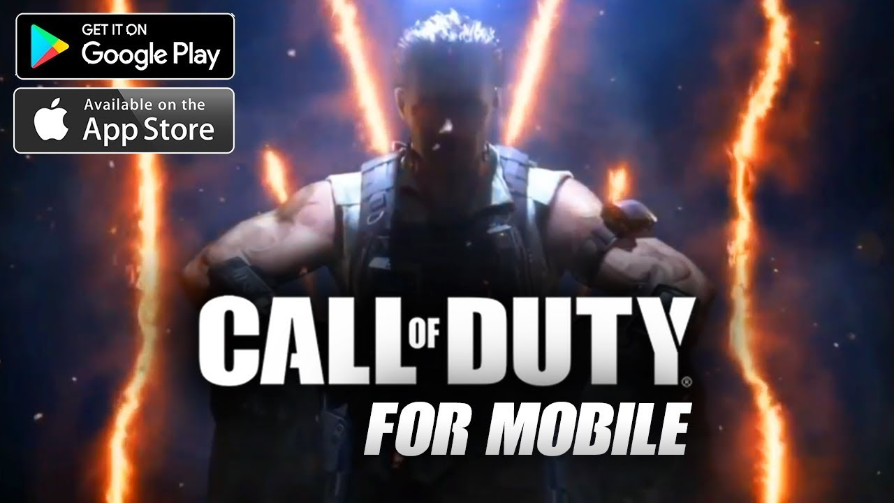 Call Of Duty Mobile First Gameplay Trailer Ios Android