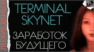 Пассивный Заработок в Проекте Будущего - Terminal Skynet/Easy Money/Легкие Деньги | Программы Автопилоты для Заработка