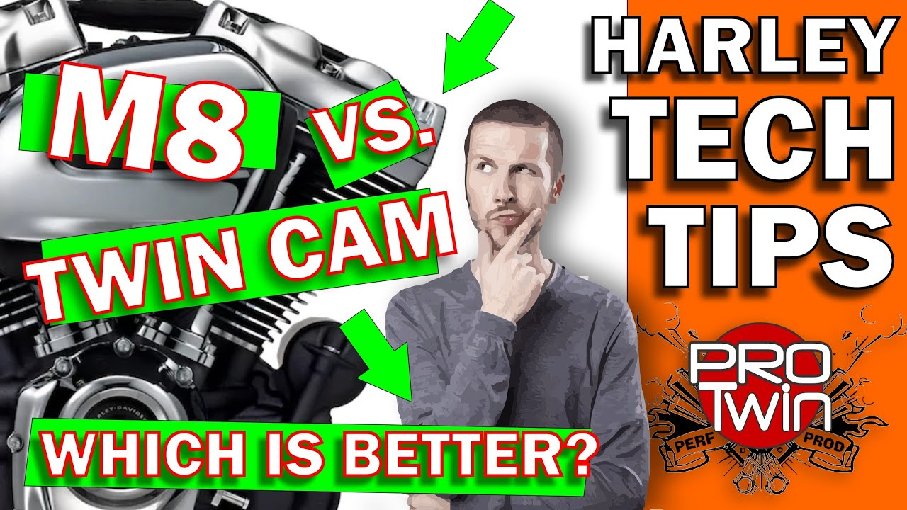 Harley M8 vs Twin Cam Series   Which Is Better   Part 1 - Kevin Baxter - Pro Twin Performance