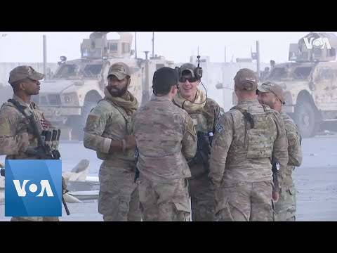 US Troops Clear Rubble From Iraq Base After Iran Strike