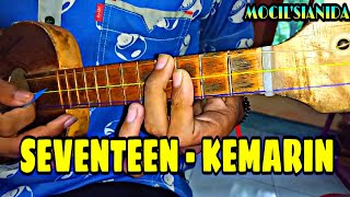 Gambar cover SEVENTEEN -  KEMARIN KENTRUNG BY MOCIL'SIANIDA
