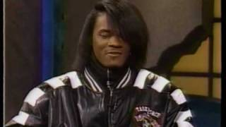 Jermaine Stewart - Live & RARE(US TV Pt. 1)early