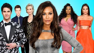 Naya Rivera's Glee Co-Stars React to Her Death