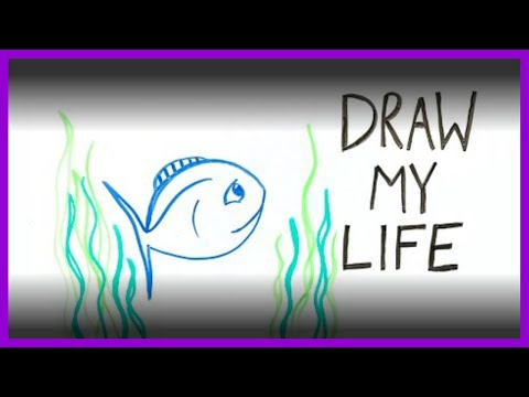 Draw My Life:  Ocean Edition