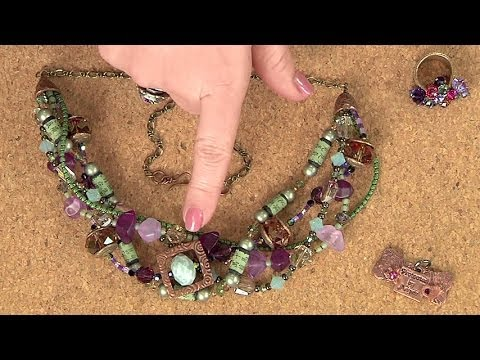 Beads, Baubles and Jewels: Metal Clay 101 with Kristal ...