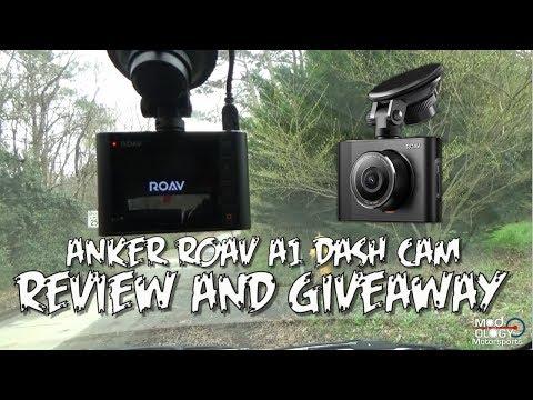 Anker Roav A1 Dash Cam Review