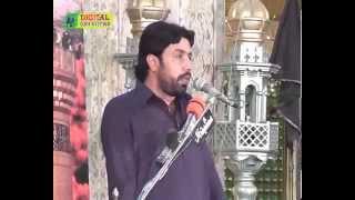 Zakir Taqi Abbas Qayamat 20 September 2014 Waqia Bibi Hinda Jalsa Zakir Zuriyat Imran Sheerazi
