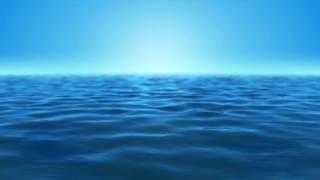 Футаж Море Вода