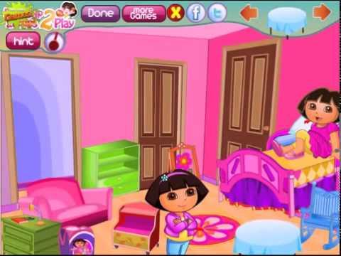 Dora l 39 exploratrice en francais dessins anim s episodes complet dora adorbale room maker - Dessin anime dora exploratrice gratuit ...