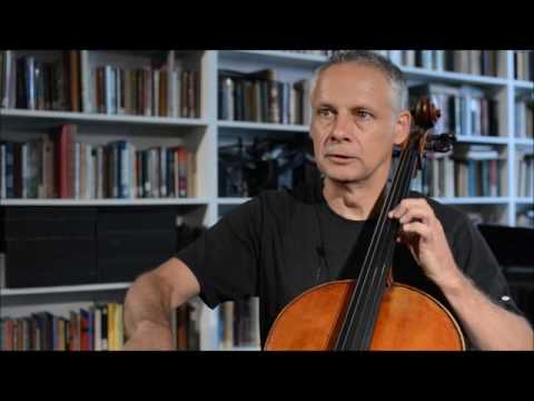 The Strad Masterclass: Pieter Wispelwey on Brahms Cello Sonata op.99