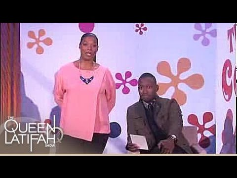 Queen latifah show dating game