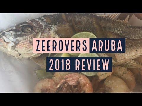 Zeerovers Aruba 2018